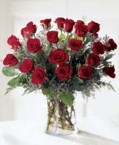 24 Simply Stunning Roses Rose Arrangement