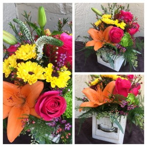 """25 or 6 to 4"" Fresh Cut Arrangement in Auburn, AL 