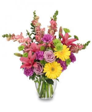 Savannah Style Floral Arrangement in Caldwell, ID | Bayberries Flowers & Gifts