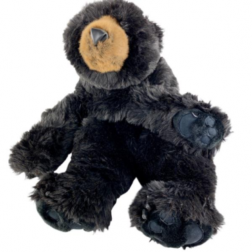 "26"" Bear Hug Black Bear"