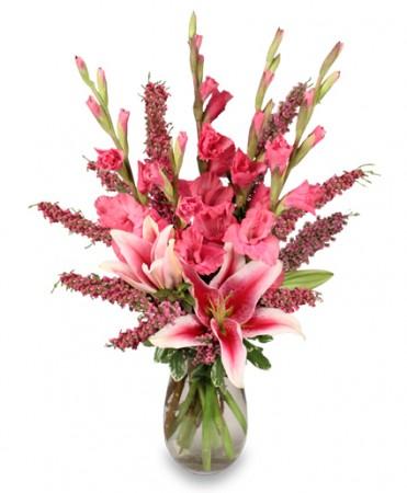 Dreams Come True Floral Arrangement