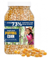 28 oz. Popping Corn Gourmet Food