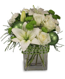 BAUBLES, BEADS & BLOOMS Bouquet