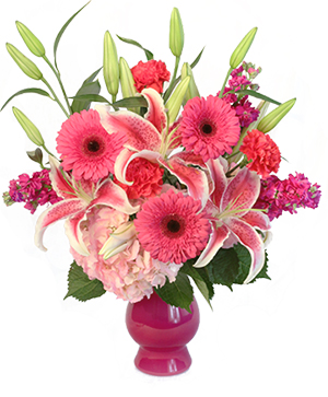 Longing Caress Floral Design in Pensacola, FL | JUST JUDY'S FLOWERS, LOCAL ART & GIFTS
