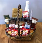 Sweet Memories Gourmet Basket