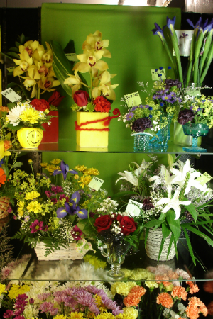 3, 6 & 9 monthly flower subscribtions Fresh flower subscription