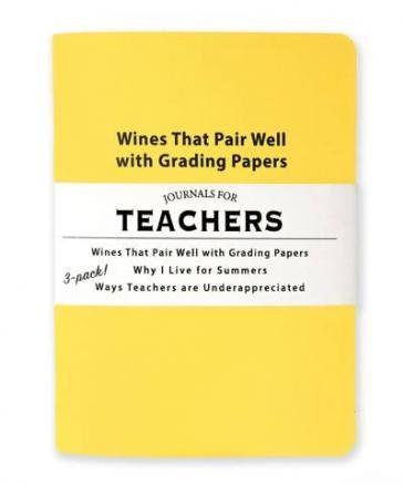 3 pack journals for Teachers