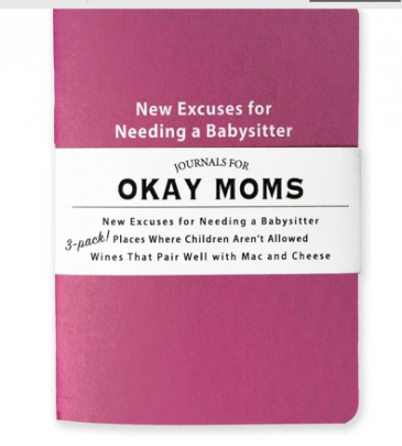 3 pack Mom Journals