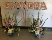 3 PC GRANDMA PACKAGE CUSTOM NAME AND 2-CHURCH PCS