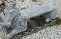 3 pc Horse Bench ~$225.00