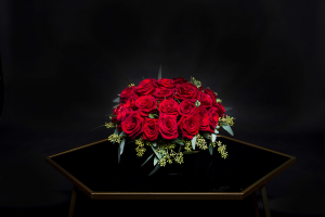 Lovely Luxe Pave Red Roses or Any Color Roses in Irving, TX   Flowers of Las Colinas