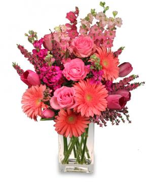 Love Always Arrangement in Jacksonville, AR | DOUBLE R FLORIST