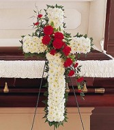 SYMPATHY CROSS SYMPATHY ARRANGEMENT