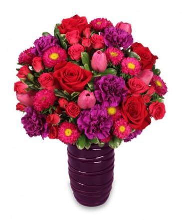 FILLED WITH LOVE Flower Arrangement