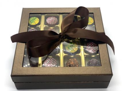 Large box of Chocolates Jean Pierre Chocolat
