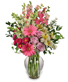 Luxurious Lilies Bouquet