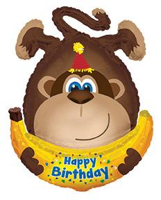 X-Large Mylar Birthday Balloon Add-on