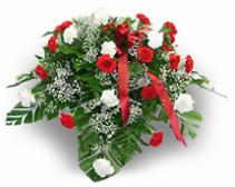 36 Carnation Casket Spray