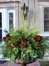 360 Planter  Winter Planters