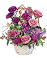 Floral Attraction Vase of Flowers