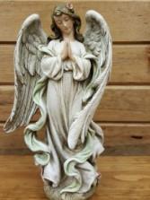 4 Angel Statue in White Oak, PA | Breitinger's Flowers & Gifts