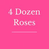 4 Dozen(48) Classic Roses