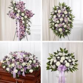 4-PC LAVENDER AND WHITE PACKAGE WAS $1,000/NOW $550/IN STORE CASH PURCHASE $500