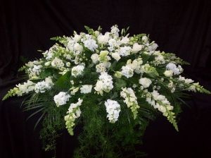 4 Piece Funeral Package Funeral Flowers in Lexington, NC | RAE'S NORTH POINT FLORIST INC.