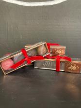4 Piece Truffle Baton Gourmet Chocolates