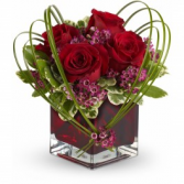 precious Fresh rose arrangement