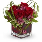 precious Fresh rose arrangement