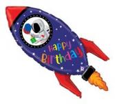 40 inch rocket balloon