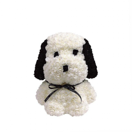 40cm Snoopy Rose Dog