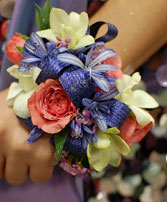 Mixed Flower Prom Corsage Prom Flowers