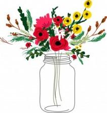 Fragrant Floral Mix