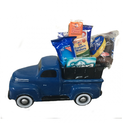'48 Ford Pickup with Snacks Gift