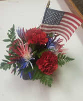 4th of July Pride bouquet