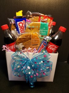 4X4 Goodie Basket