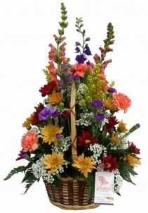 Fall Enthrall Basket Arrangements