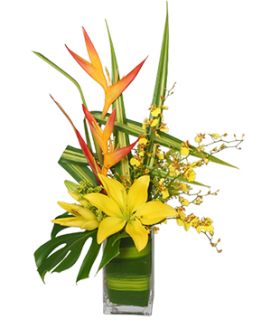 5-Star Flowers Vase Arrangement in Longview, WA | Banda's Bouquets