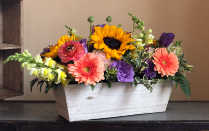 Cottage flower box
