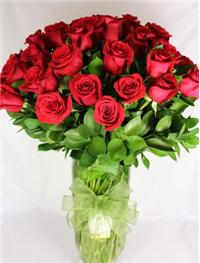 50 Long Stem Red Roses  in Las Vegas, NV | FLOWERS OF THE FIELD