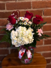 $50 Special with Hydrangea