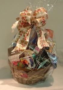 Festive Foodies Basket Gift Basket