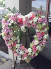 Always in my heart wreathp