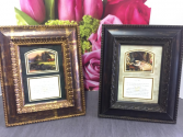 5X7 PICTURE FRAME WITH BEAUTIFUL SAYINGS
