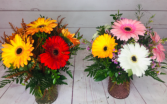6 gerbera vase Gerbera collection
