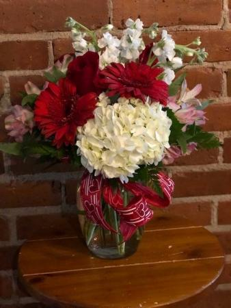 $60 Special with Hydrangea