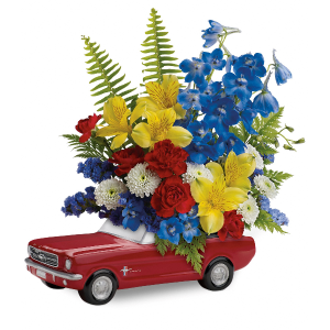 65 Ford Mustang T15F100 in Rossville, GA | Ensign The Florist