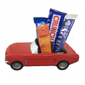'65 Ford Mustang with Snacks EO-3